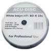 ACU-DISC : Blu-Ray 25GB 10x White Inkjet