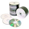 ACU-DISC : CDR80 White/Silver InkJet