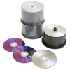River Media : DVD-R 4.7GB 16x Silver Inkjet FS