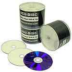 ACU-DISC : DVD-R 4.7GB 16x White Inkjet FS