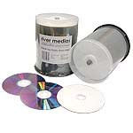 <b>RIVER MEDIA PRODUCTS</b>  : RIVER DVD-R 16x Photo Gloss Inkjet